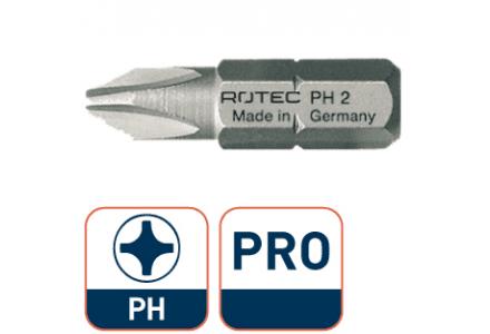 Rotec Pro bit PH2