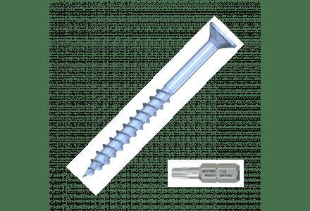 Reisser DNS plus 4x40 universeelschroef 200 stuks
